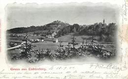 CPA 67 Bas Rhin Gruss Aus Lichtenberg - France