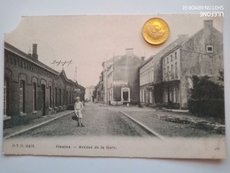 Fleurus, Avenue De La Gare, 1915 - Fleurus