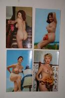 Lot De 5 Cartes  Femmes Nues ( Editions Véronique ) - Nus Adultes (< 1960)