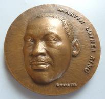 Martin Luther King : Prix Nobel De La Paix - Firma's