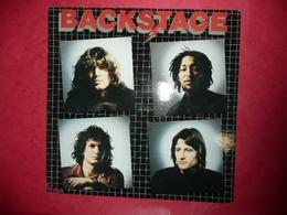 LP33 N°462 - BACKSTAGE - COMPILATION 11 TITRES ROCK BLUES - Rock