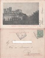 Castello Di Torrealfina (Roma). Viaggiata 1915 - Italia