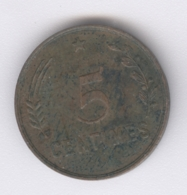 LUXEMBOURG 1930: 5 Centimes, KM 40 - Luxembourg
