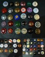 Lot De 75 Plaques De Muselet - Champagne Et Blanquette - Départ 1 Euro - Colecciones