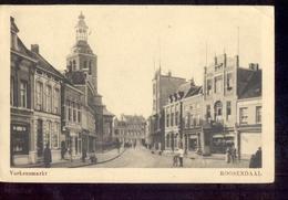 Roosendaal - Varkensmarkt - 1918 - Roosendaal