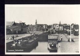 Lemmer - Schutsluis - 1951 - Lemmer