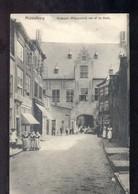 Middelburg - Gistpoort Rijksarchief - Abdij - 1917 - Middelburg