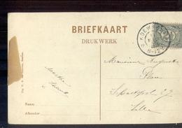Koewacht Grootrond - 1909 - Poststempel