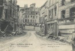 Verdun   Guerre  1914-18  Rue Beaurepaire - Verdun