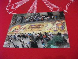 MANIFESTAZIONE CORPUS DOMINI INFIORATA SPELLO HISPELLUM PERUGIA - Manifestazioni