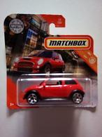 Matchbox Mini Cooper S Rouge - Matchbox (Mattel)