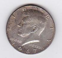 HALF DOLLAR 1967 - 1964-…: Kennedy