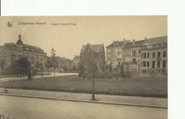 CP.Bruxelles-Schaerbeek (ex-Collection DELOOSE) - Helmet Square François Riga - W0403 - Schaerbeek - Schaarbeek
