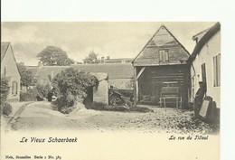 CP.Bruxelles-Schaerbeek (ex-Collection DELOOSE) - Le Vieux Schaerbeek La Rue Du Tilleul - W0404 - Schaerbeek - Schaarbeek