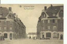 CP.Bruxelles-Schaerbeek (ex-Collection DELOOSE) - Helmet Le Foyer Scharbeekois Rue Fernand Séverin - W0405 - Schaerbeek - Schaarbeek
