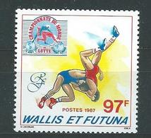 WALLIS ET FUTUNA N° 359 ** TB - Neufs