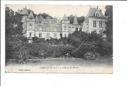 LIMERAY. - Château Du Plessis. - France