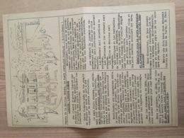1936 JOURNAL LE REVEIL DE LA BRICHE  SAINT DENIS  / PPF / PARTI POPULAIRE FRANCAIS / DORIOT / ANTI COMMUNISME E33 - Documenti Storici