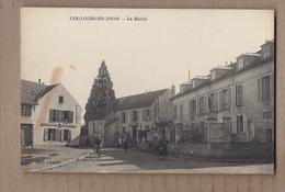 CPA 78 - LES LOGES EN JOSAS - La Mairie - TB PLAN Place CENTRE VILLAGE - Très Jolie ANIMATION - Francia