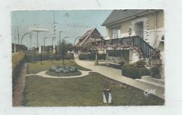 Ver-sur-mer (14) : La Villa Près Du Monument Mémorial Britannique En 1960 PF. - Andere Gemeenten
