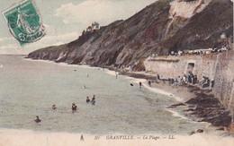 50-Granville La Plage - Granville