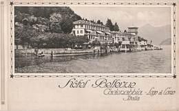 Italie Cadenabbia Hotel Belle Vue Bellevue Lac De Come Lago Di Como - Como