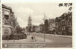 CP.Bruxelles-Schaerbeek (ex-Collection DELOOSE) - Avenue Des Glycines Eglise Sainte Suzanne - W0411 - Schaerbeek - Schaarbeek