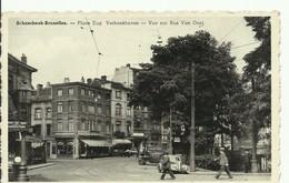 CP.Bruxelles-Schaerbeek (ex-Collection DELOOSE) - Place Eug. Verboekhoven ARRET Du TRAM Et BIERES WIELEMANS - W0413 - Schaerbeek - Schaarbeek