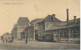 2 MANAGE : Extérieur De La Gare - Manage