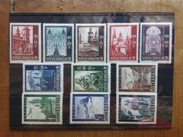 AUSTRIA - Lotticino Anni '40 Nuovi ** + Spese Postali - 1945-60 Nuovi & Linguelle