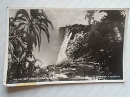 D170200  Zambia North Rhodesia - THe Easter  End -Victoria Fall  1952 - Zambia