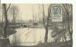 CP.Bruxelles-Schaerbeek (ex-Collection DELOOSE) - Parc Josaphat (etang) 1911 - W0424 - Schaerbeek - Schaarbeek