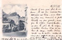 Italie - Gruss Aus BOZEN  - BOLZANO - Batzenhausel -  1897 - Bolzano (Bozen)