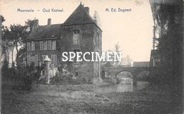 Oud Kasteel M. Ed Degeest - Moorsele - Wevelgem