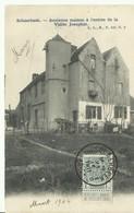 CP.Bruxelles-Schaerbeek (ex-Collection DELOOSE) - Ancienne Maison à L'entrée De La Vallée Josaphat N.100 S.9- W0435 - Schaerbeek - Schaarbeek