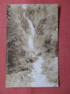 RPPC  Falls   Ref 3807 - Postcards