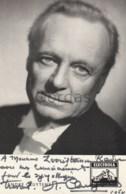 Andre Cluytens - Belgium - France - Conductor - Dedication - Autograph - Foto Dedicate