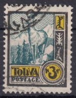 Tannu Tuva Tuwa 1927 Mi#17 Used - Tuva
