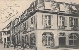Speyer - Gr. Himmelsstrasse - Jean Fix Buchdruckerei - Speyer