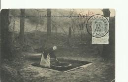 CP.Bruxelles-Schaerbeek (ex-Collection DELOOSE) - Vallée Josaphat - La Fontaine D'Amour - W0448 - Schaerbeek - Schaarbeek