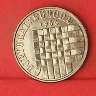 PORTUGAL 25 ESCUDOS 1986 -    KM# 635 - (Nº32987) - Portugal