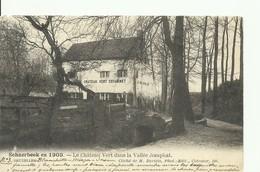 CP.Bruxelles-Schaerbeek (ex-Collection DELOOSE) - Le Château Vert Dans La Vallée Josaphat 1903 - W0450 - Schaerbeek - Schaarbeek