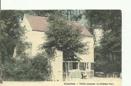 CP.Bruxelles-Schaerbeek (ex-Collection DELOOSE) - Le Château Vert Dans La Vallée Josaphat (colorisée) - W0452 - Schaerbeek - Schaarbeek