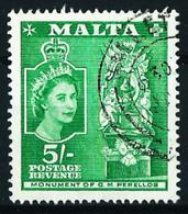Malta Nº 253 Usado Cat.7,50€ - Malta