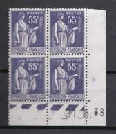 363* 31/08/1938 - Ecken (Datum)