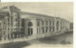 CP.Bruxelles-Schaerbeek (ex-Collection DELOOSE) - Palais Des Sports - W0040 - Schaerbeek - Schaarbeek
