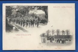 BAR-LE-DUC   94° Régiment D'Infanterie    Retour Du Concours De Tir    Animées   écrite En 1903 - Bar Le Duc