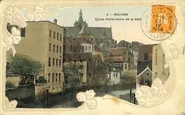 CPA - Belgique - Mechelen - Malines - Eglise Notre-Dame De La Dyle - Malines