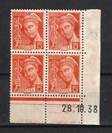 408* 28/10/1938 - Ecken (Datum)