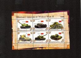 FANTASY LABEL. Military Vehicles Of World War II. USSR 1 (7R0410) - Fantasy Labels